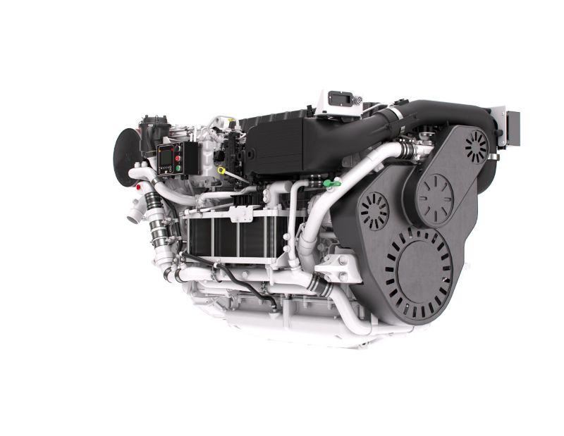 C12.9 High Performance Marine Propulsion Engine