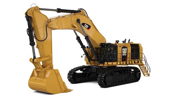 Whayne Walker Cat | Cat Hydraulic Mining Shovels For Sale | Whayne
