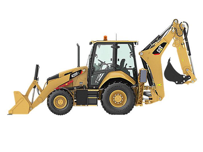 Cat | 420F2/420F2 IT Backhoe Loader | Caterpillar