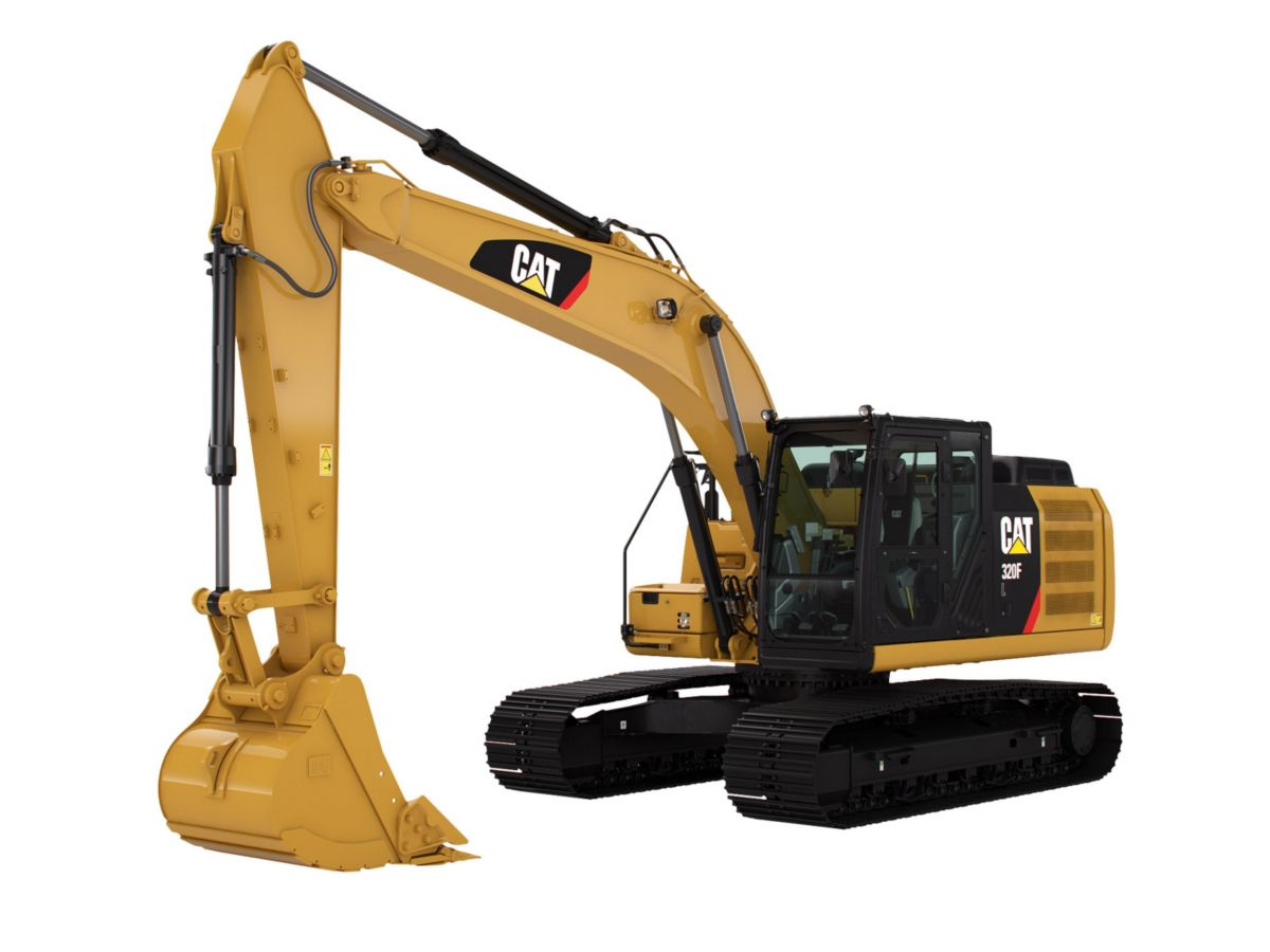 320F L Hydraulic Excavator | Finning CAT Canada