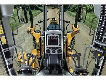 Cat Motor Grader Technologies Caterpillar