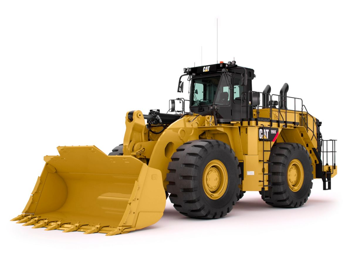 990K Wheel Loaders
