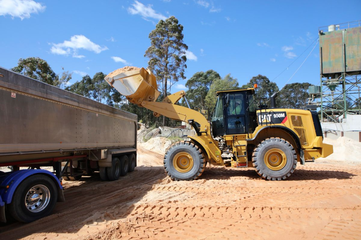 950M Medium Wheel Loader>