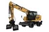 M316F Wheeled Excavator