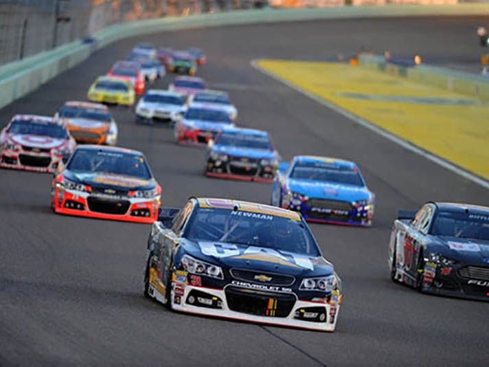 2015 Cat Racing NASCAR Photos