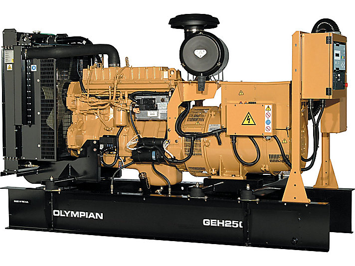 Cat | Olympian Generator Sets | Caterpillar