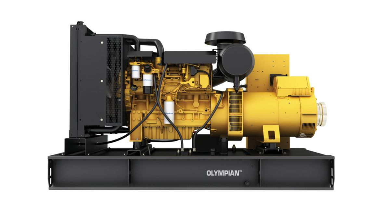 GEM260-1  Diesel Generator Sets