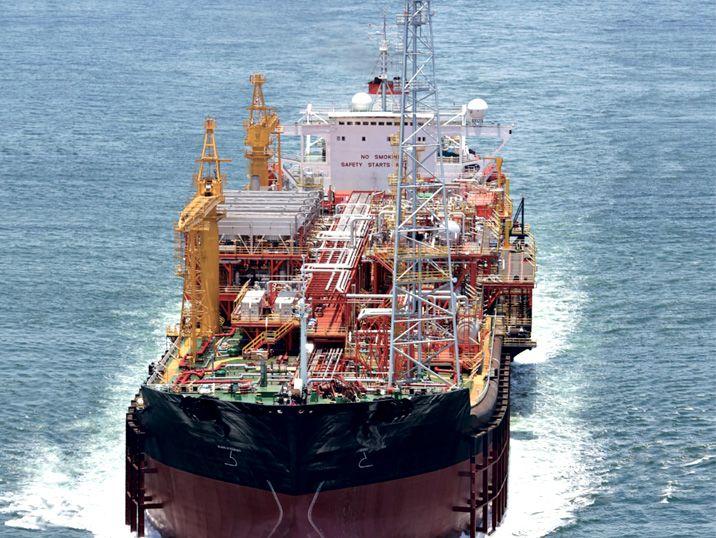 Offshore Power Generation Module