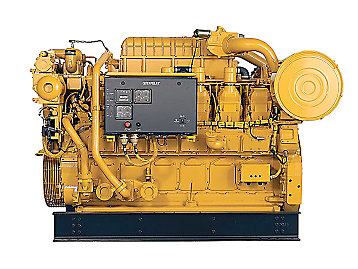 Land Mechanical Drilling Engines