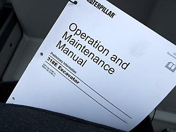 Caterpillar Olympian gep150 operation Manual
