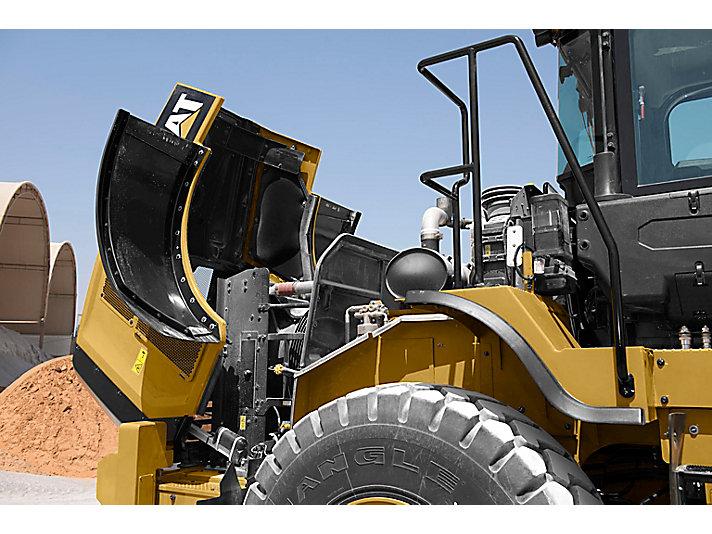 Cat | 962L Wheel Loader | Caterpillar