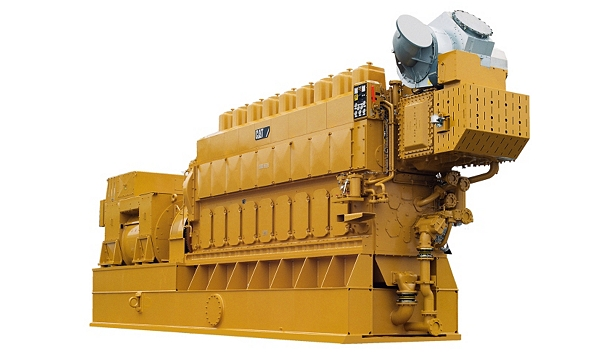 6CM34DF Generator Set