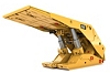 Roof Support for Plow Longwall