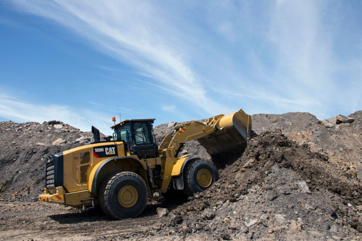 980M Medium Wheel Loader>