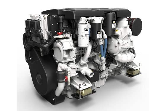 C7 1 High Performance Propulsion Engine, High Performance