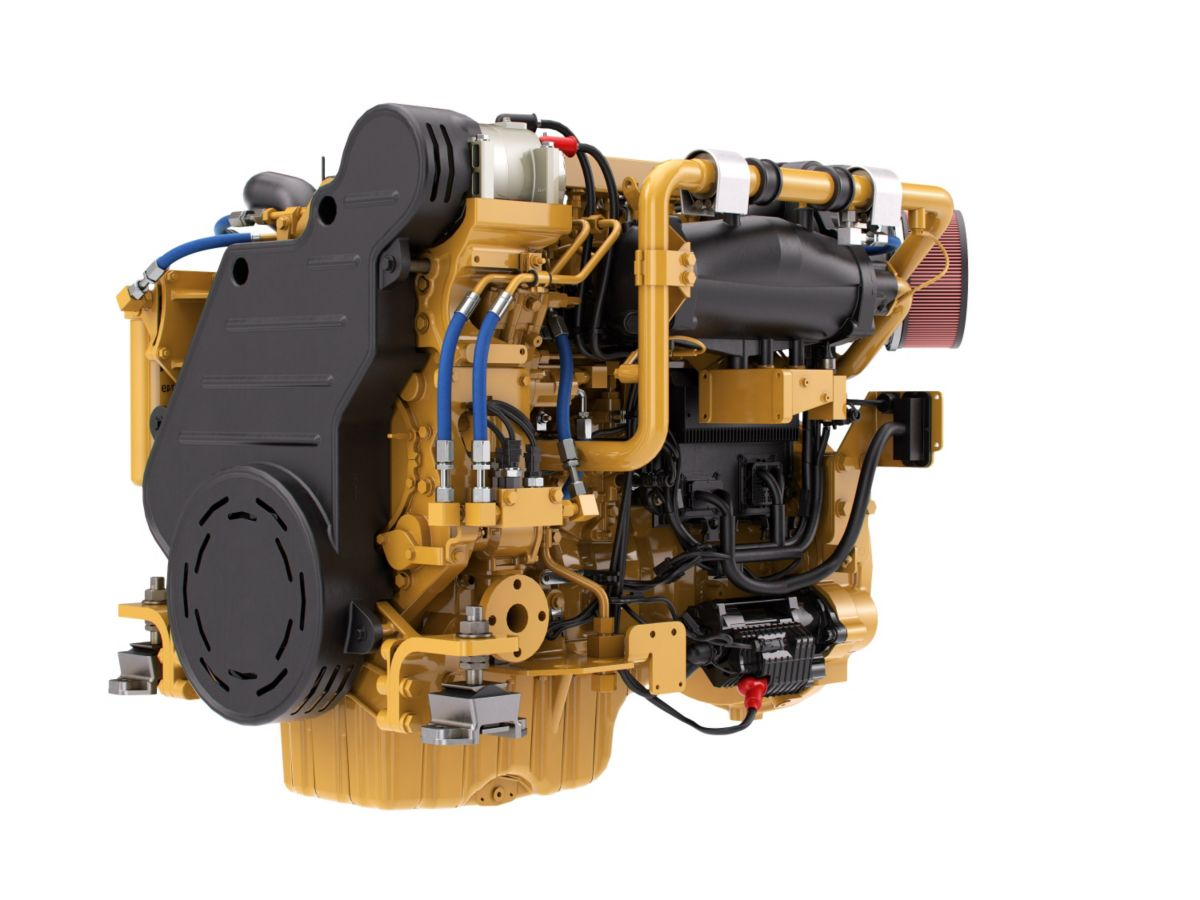 C9.3 ACERT Marine Propulsion Engine>
