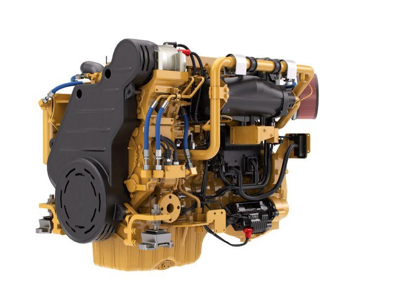 C9.3 Generator Set Engine/Auxiliary