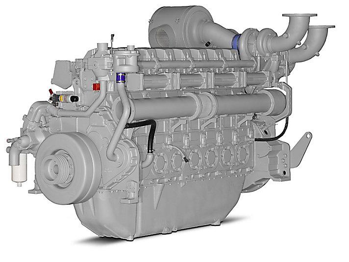 4008TAG Electric Power Diesel Engine