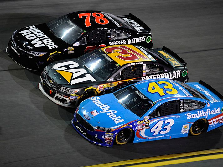 2016 Cat Racing NASCAR Photos