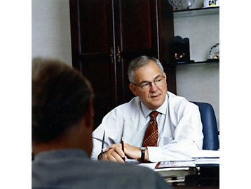 G.A. Barton is named Chairman of the Board.