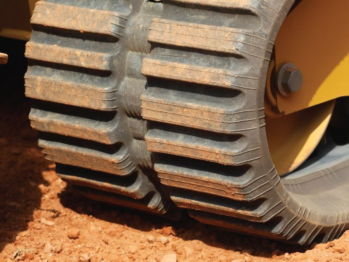 Cat | Rubber Tracks for Undercarriage | Caterpillar