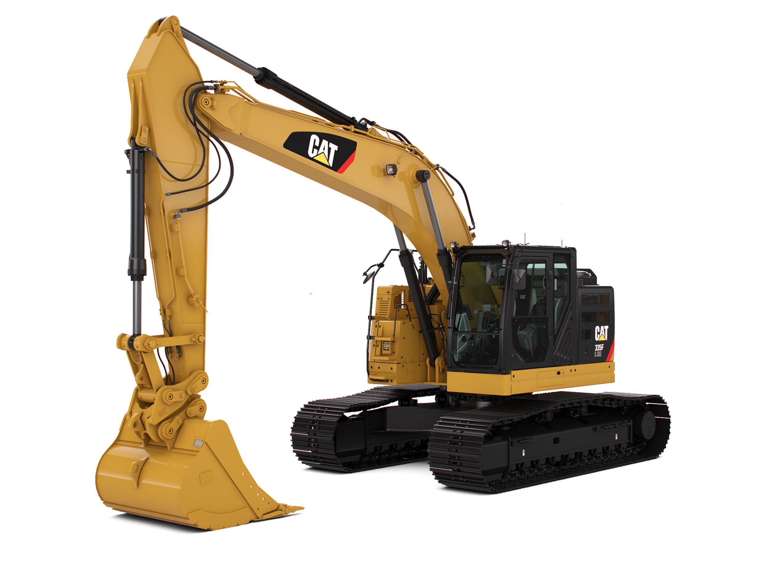 335F L Hydraulic Excavator