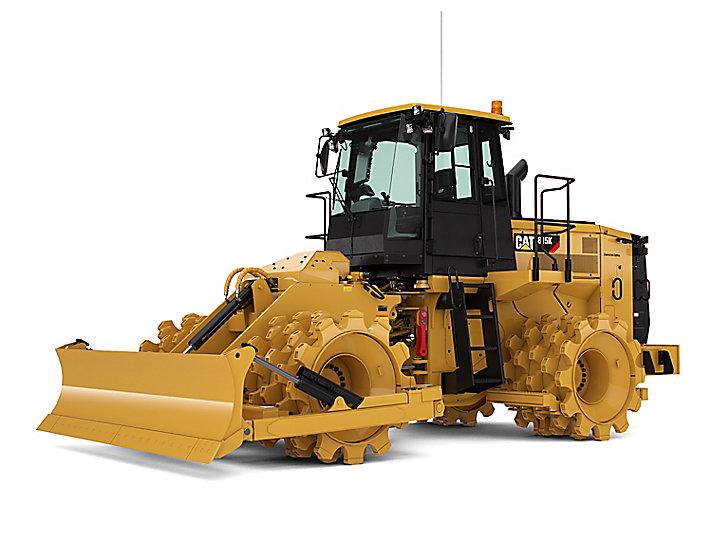 Cat Compactador De Suelos 815k Caterpillar