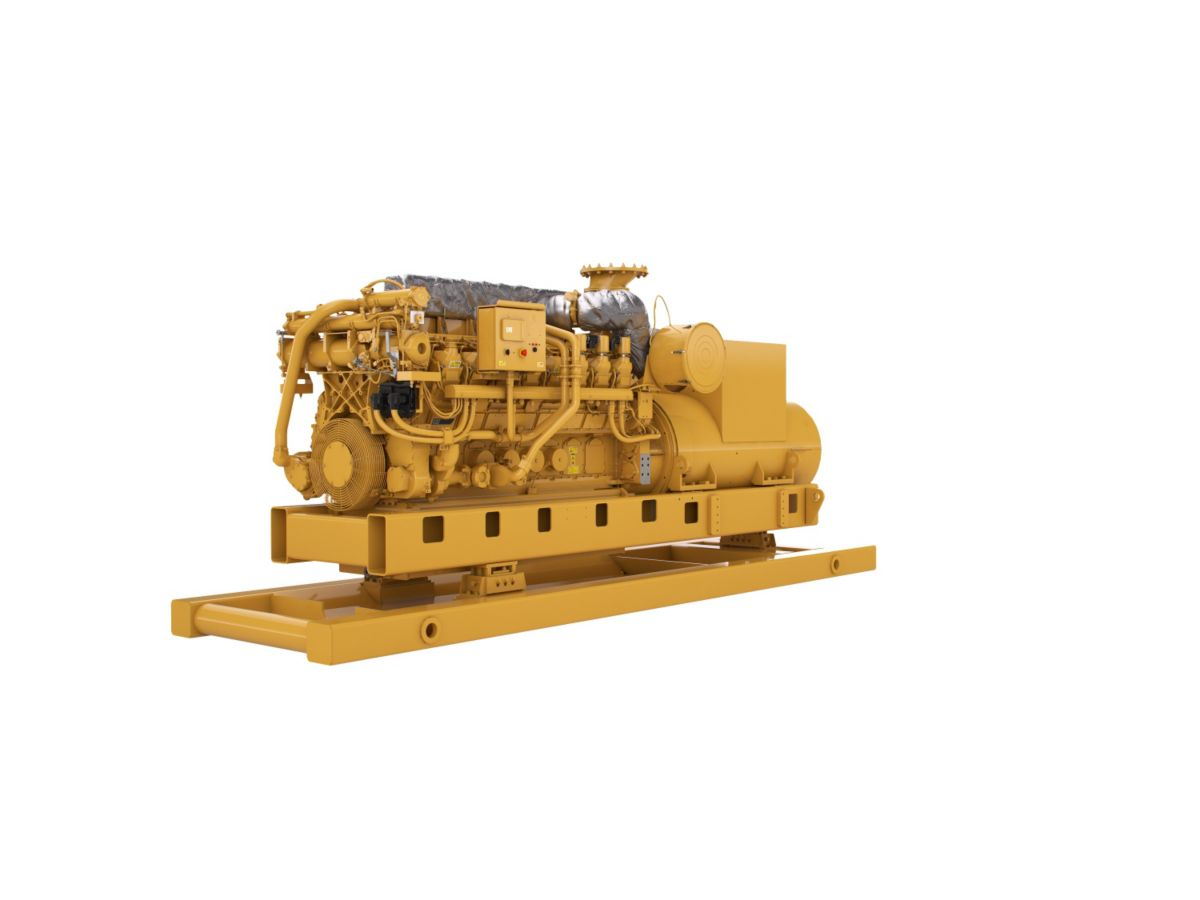 3516C (HD) Offshore Generator Set>