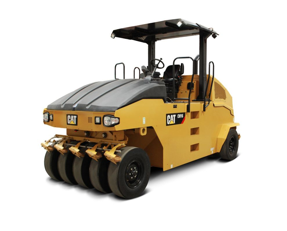 New CW16 Pneumatic Roller for Sale - Whayne Cat