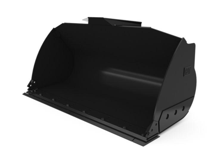 Buckets - Loader - 2.7 m3 (3.5 yd3), Fusion™, Bolt-On Cutting Edge