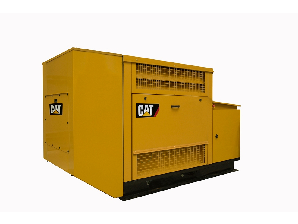 Single Phase Electric Power : New dg single phase for sale whayne cat