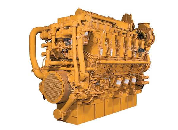 Cat C280 Marine Auxiliary Engines