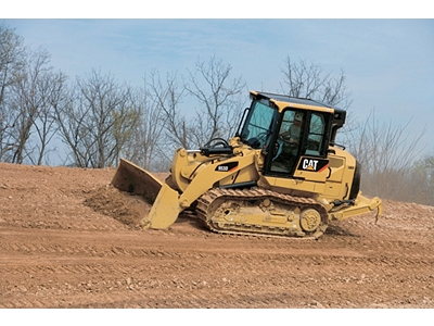 Rental Caterpillar 953D Track Loader - Cleveland Brothers Cat
