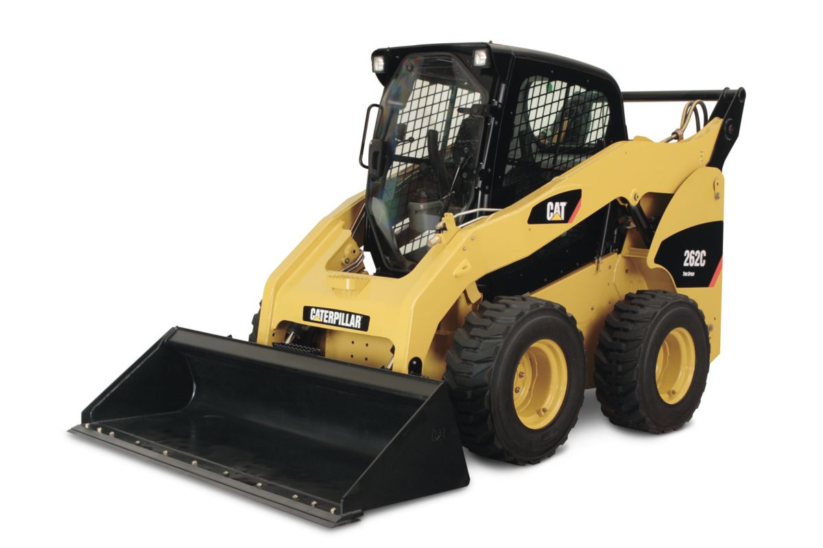 262C Tier 3 Skid Steer Loaders