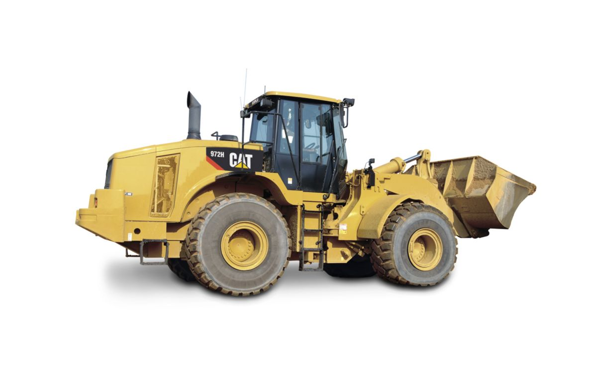 972H Medium Wheel Loader