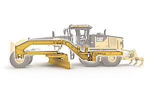 Cat® 16M Motor Grader 16924722 (Non Current) for Sale & Rent | Al-Bahar