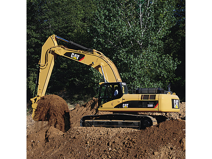 Cat 330d L Hydraulic Excavator Caterpillar