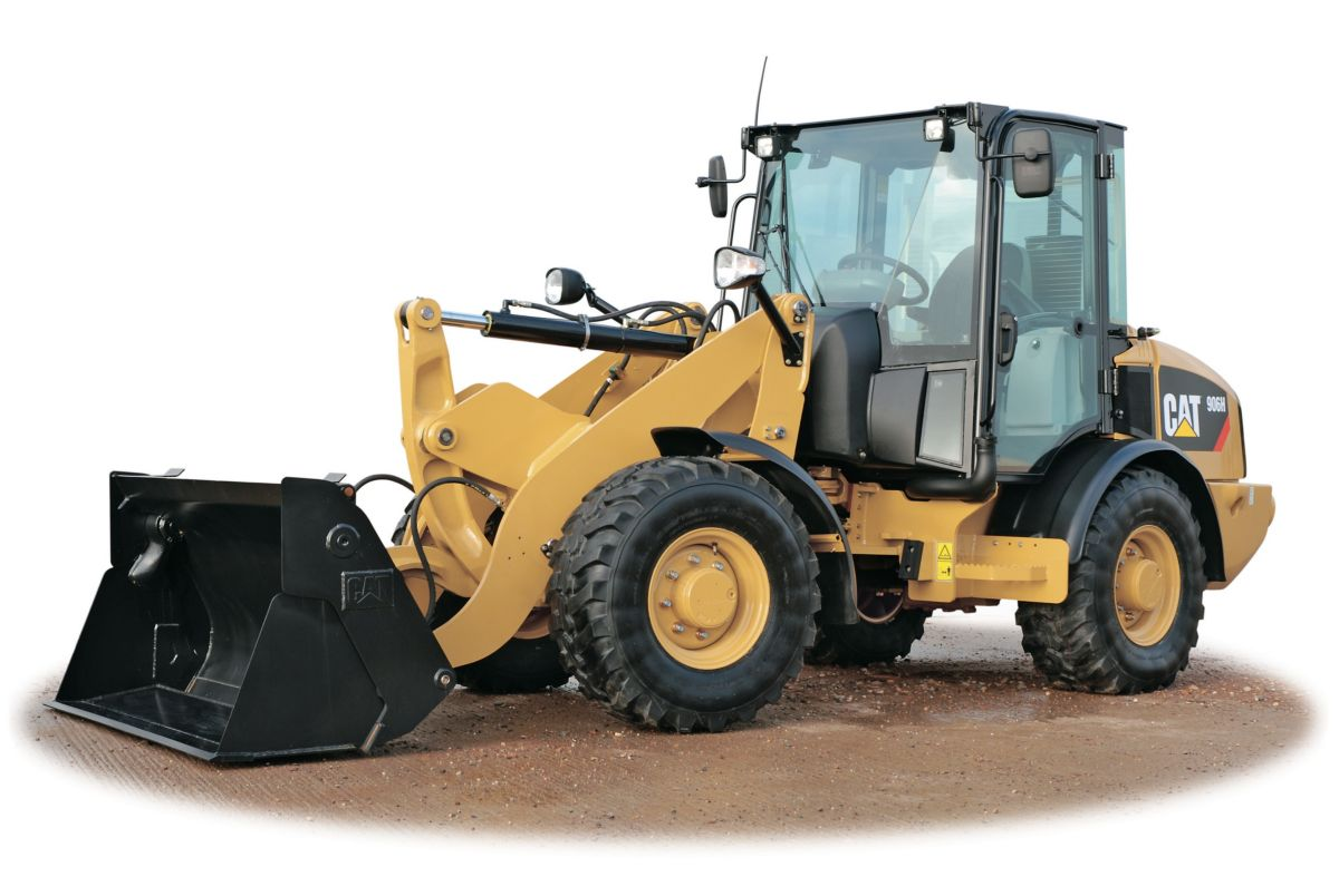 908H Compact Wheel Loader
