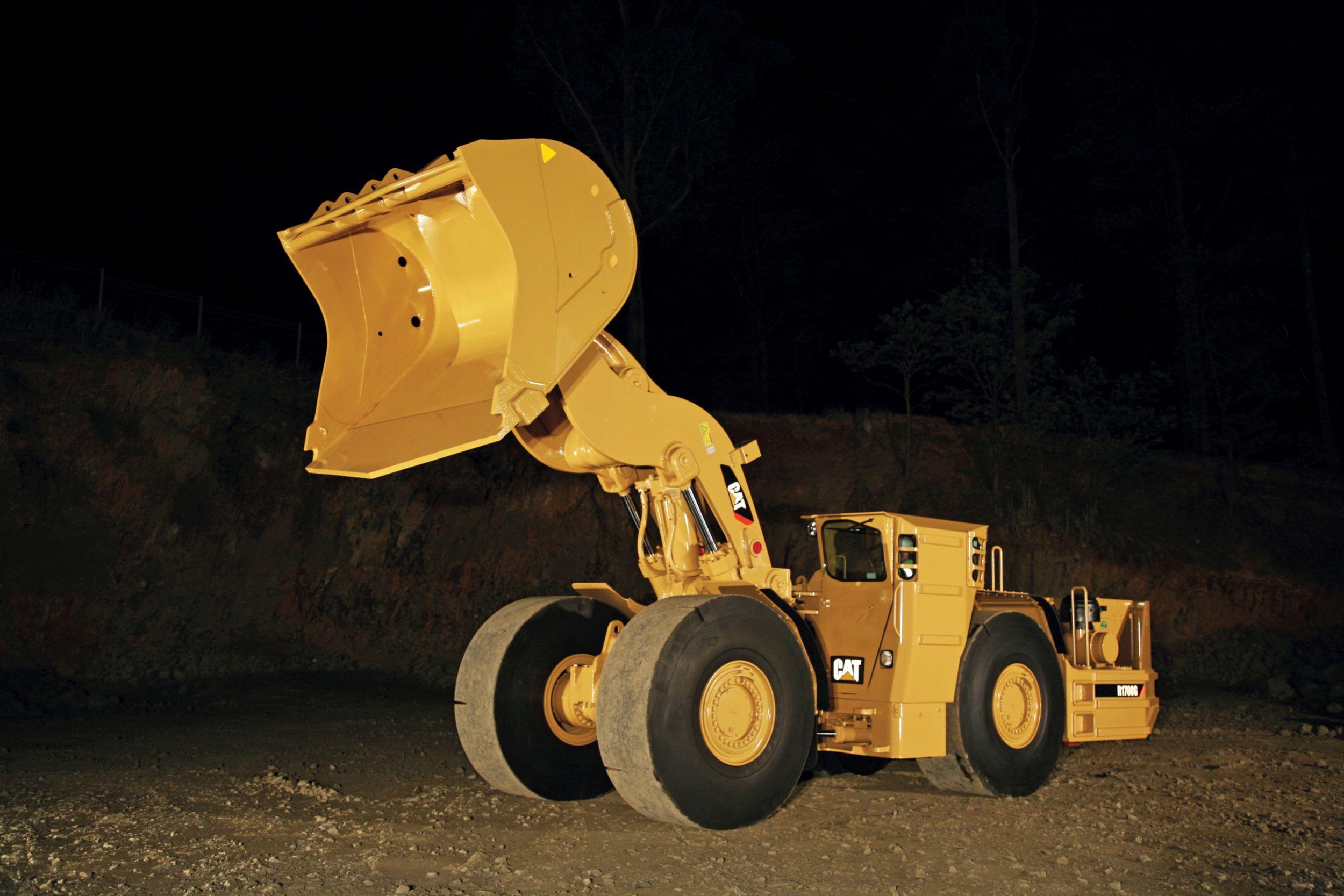 Barloworld Equipment | Specifications