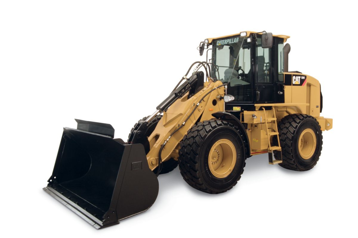 The Cat 924H Wheel Loader leads the industry in operator comfort,  performance and versatility. Size, power, performance and work tool  interchangeability ...