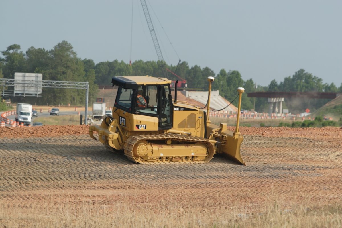 product-D5K Tier 3 Small Dozers