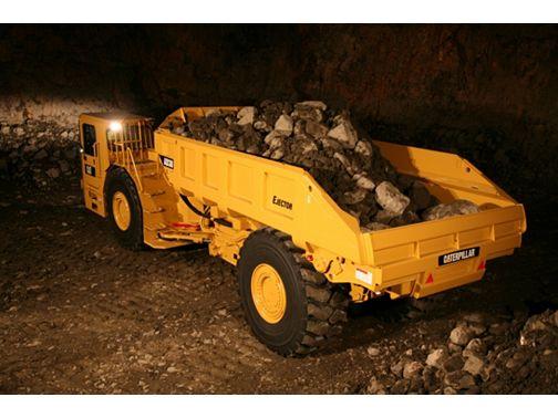 AD30 - Underground Mining Trucks