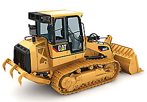 New Cat Track Loaders for Sale in Kansas and Missouri - Foley Equipment