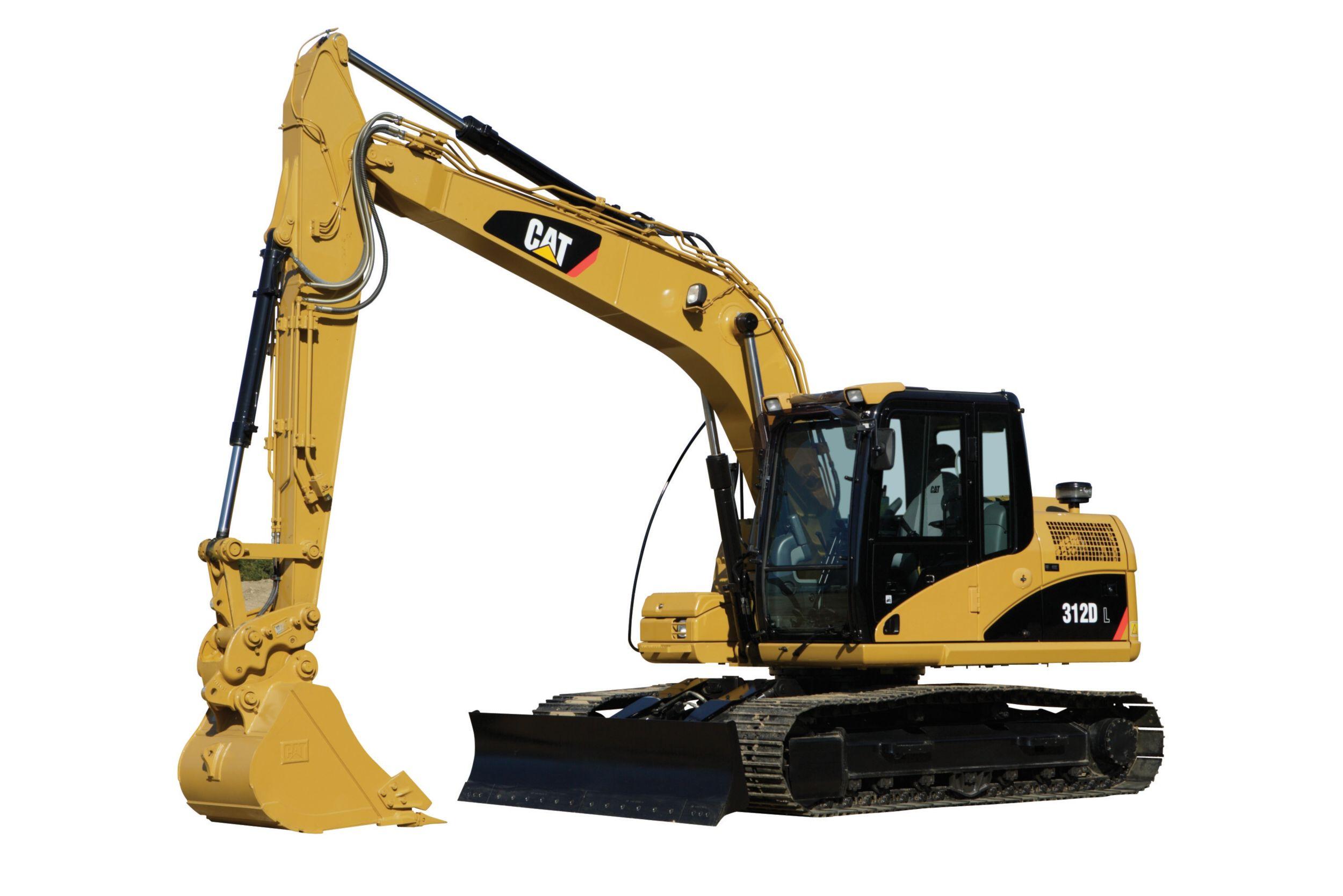 312D L Mini Hydraulic Excavator
