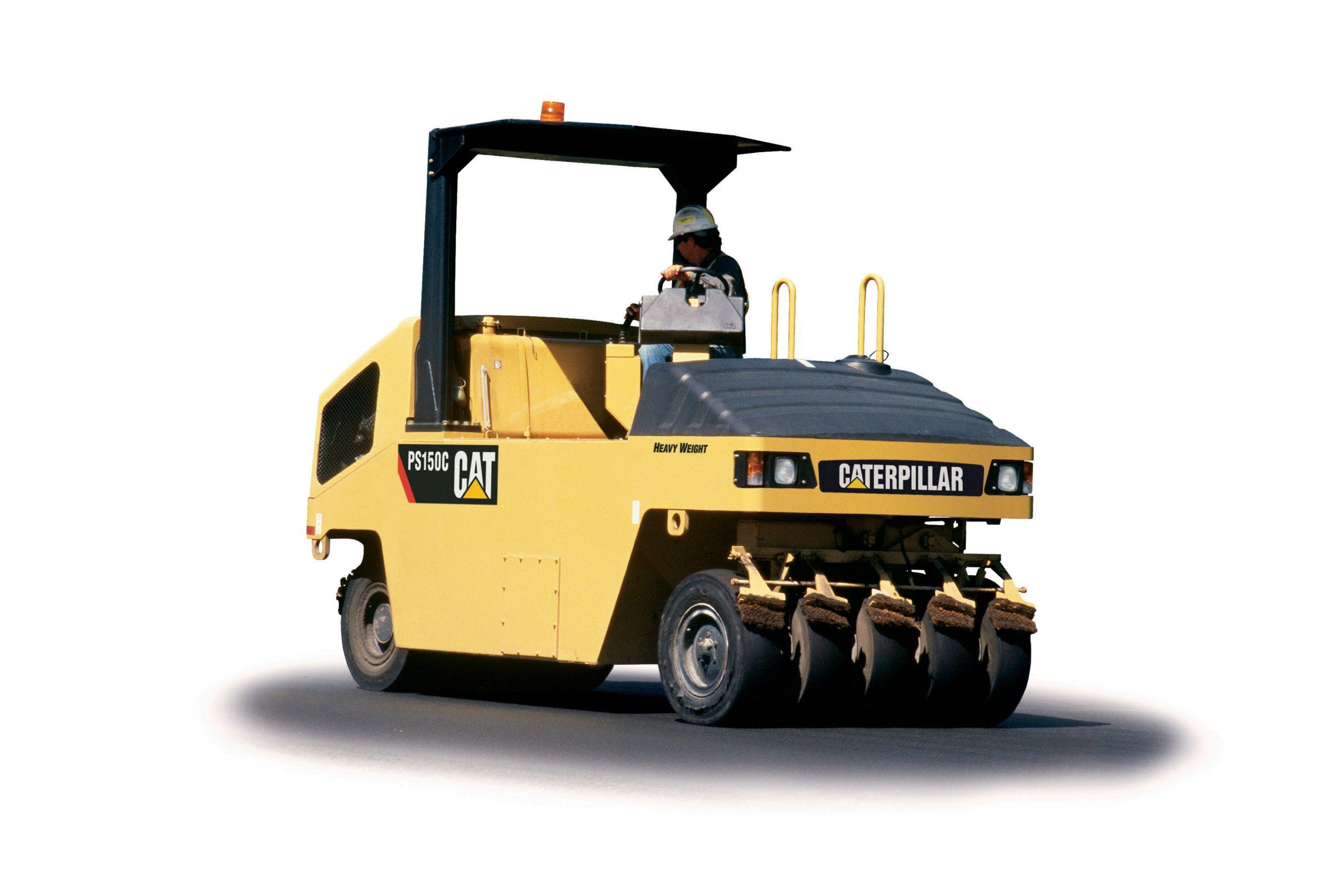 Rodillo Neumático PS150C HW