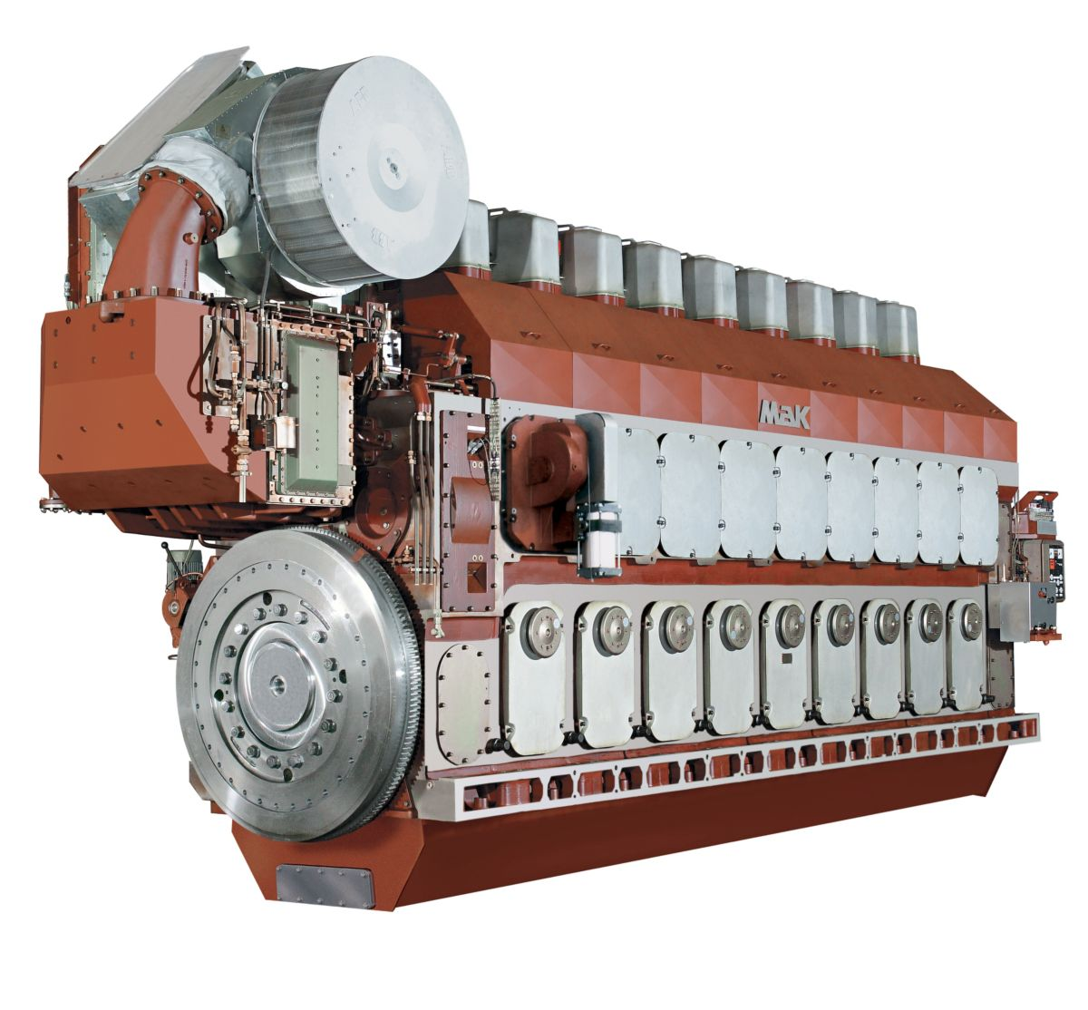 M 43 C Propulsion Engine