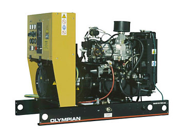 Olympian Generator Sets For Sale | Finning Cat on
