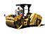 CB54 XW Tandem Vibratory Roller