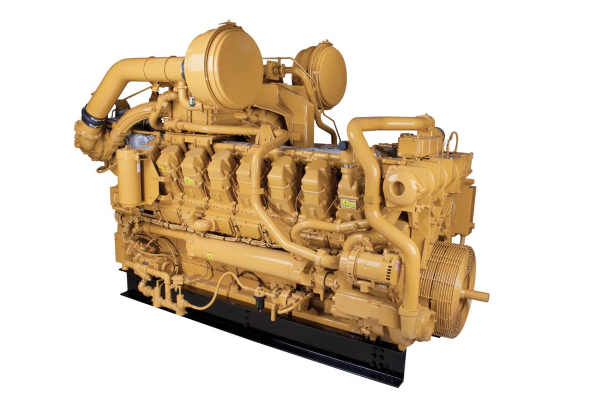 G3516B LE Gas Petroleum Engine