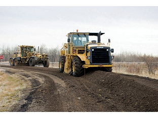 Road Reclaimer Rentals in Utah - Cat® Road Reclaimers | Wheeler CAT